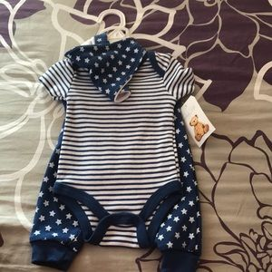 Other - Boy outfit with stars